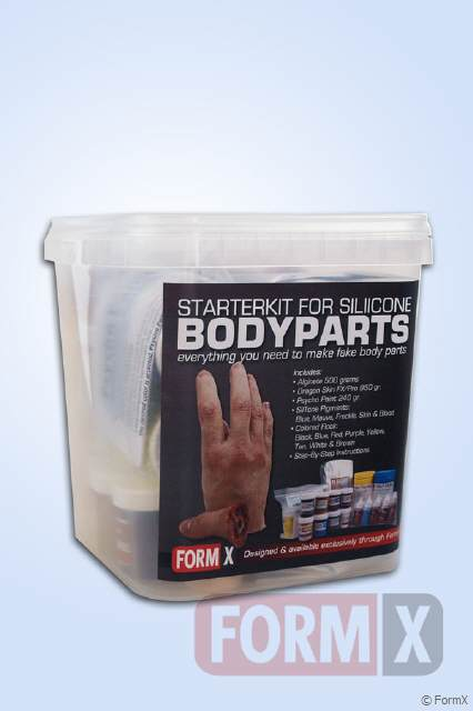 Topic Making silicone latex rubber body parts commit
