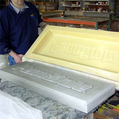 Molds for Concrete