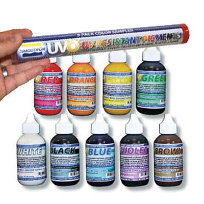 UVO - UV-Resistant Pigments